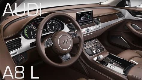 Latest Audi A8 L 2017 Luxurious Interior One Of Top 5 Luxury Free Download