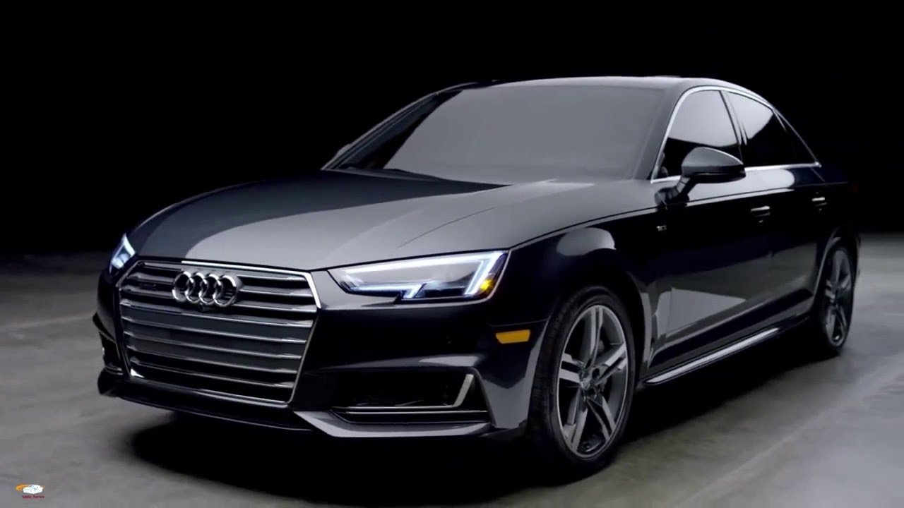 Latest Audi A4 Official Audi Overview Of Features Overview New Free Download