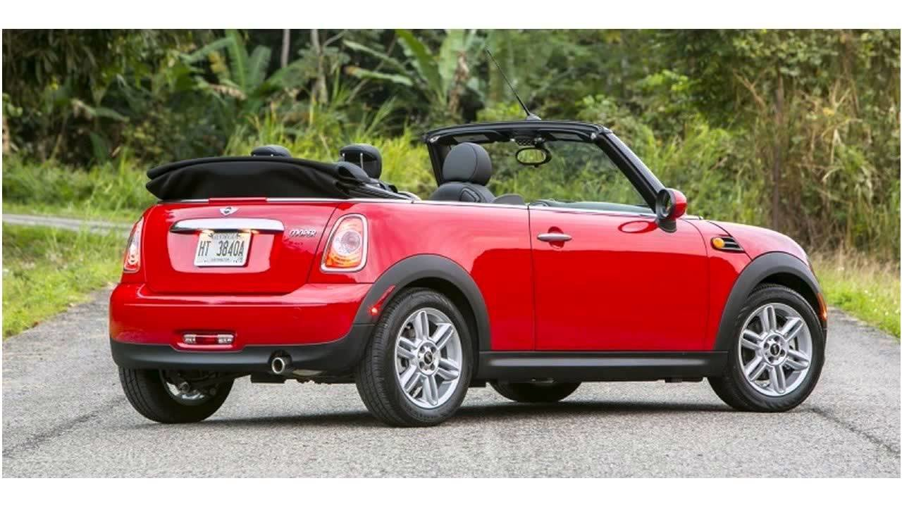 Latest Car 2016 Mini Cooper Convertible Youtube Free Download