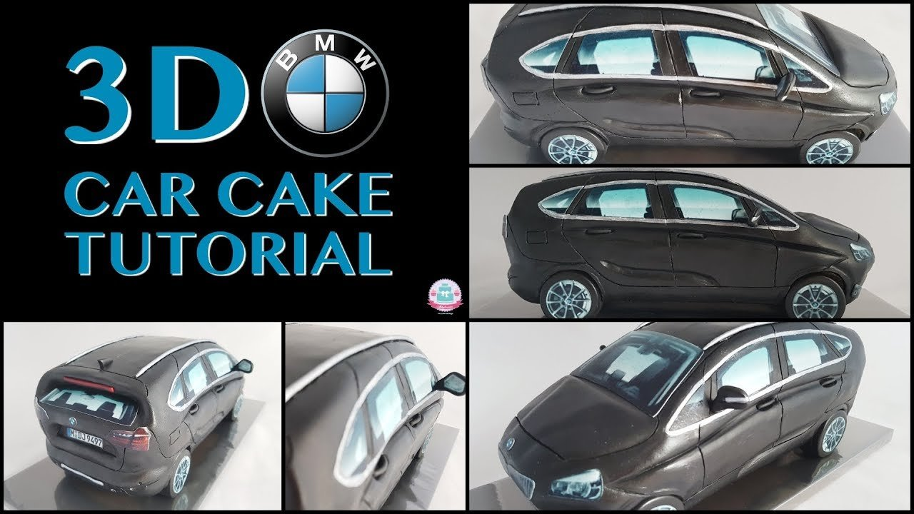 Latest How To Make A 3D Bmw Car Cake Abbyliciousz The Cake Free Download