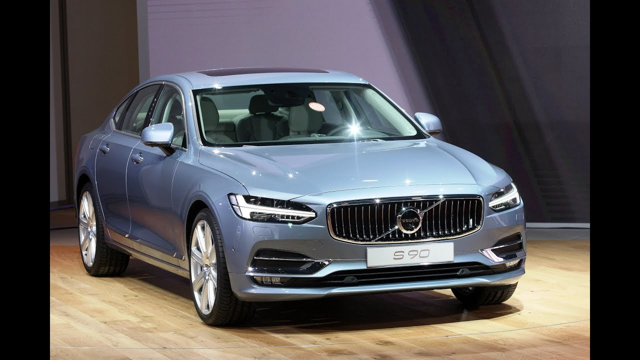 Latest Naias 2016 Volvo Cars Press Conference All New S90 Free Download