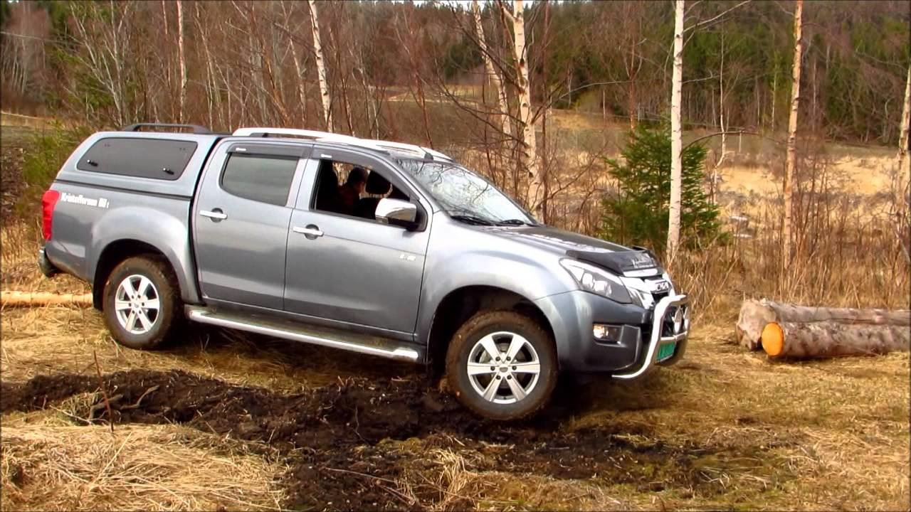 Latest Isuzu D Max On A Muddy Logging Trail Youtube Free Download