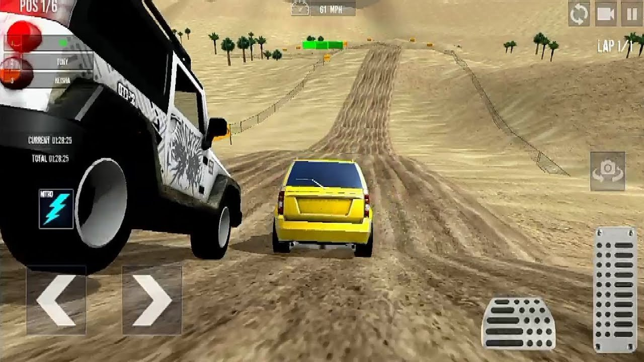 Latest 4X4 Off Road Jeep Car Racing Champions Game Android Free Download