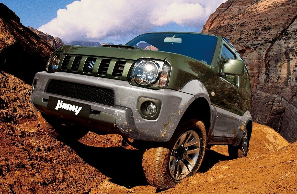 Latest New Jimny Likely To Replace Maruti Suzuki Gypsy In India Free Download
