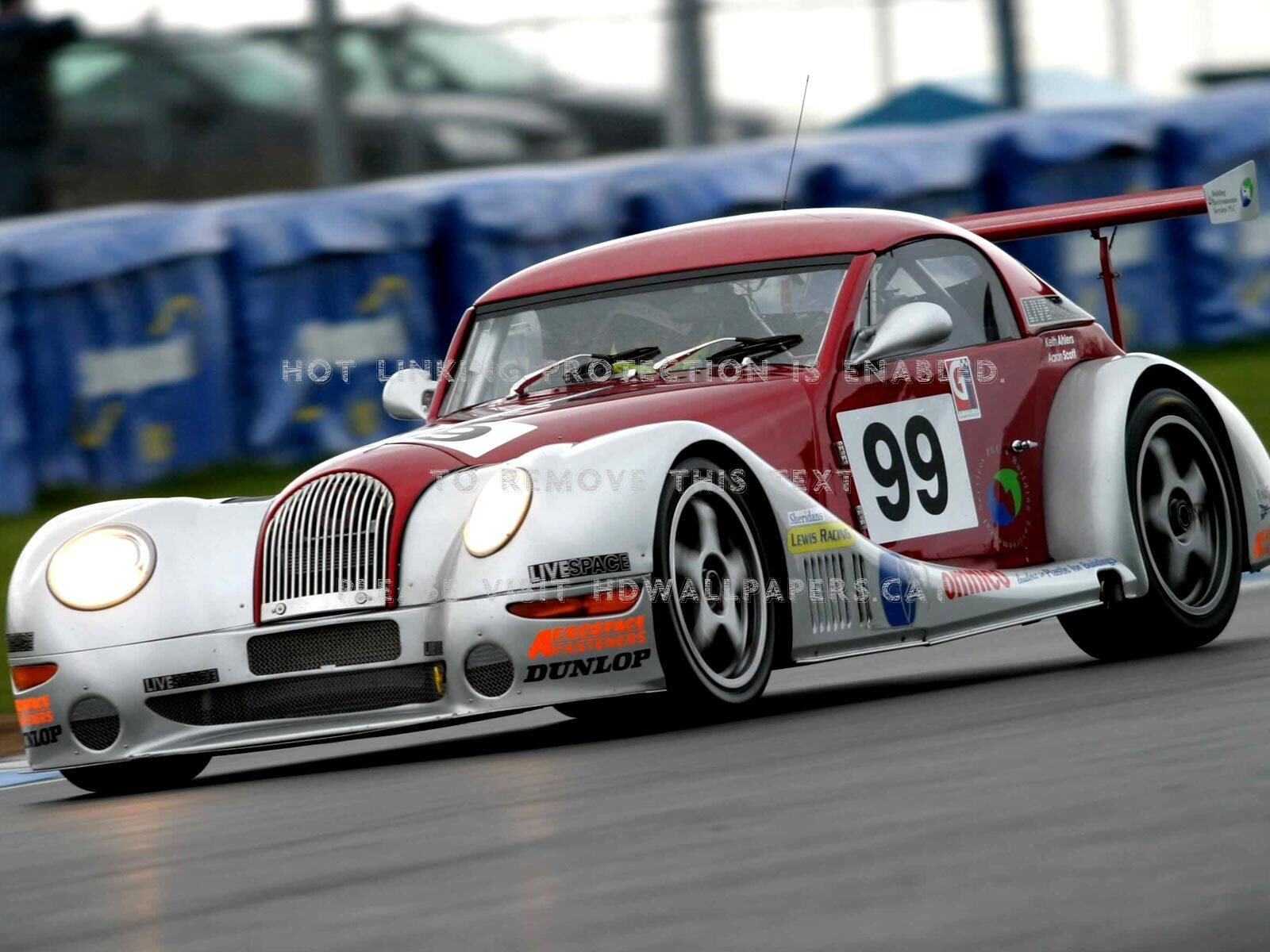 Latest Morgan Aero Race Car Free Download