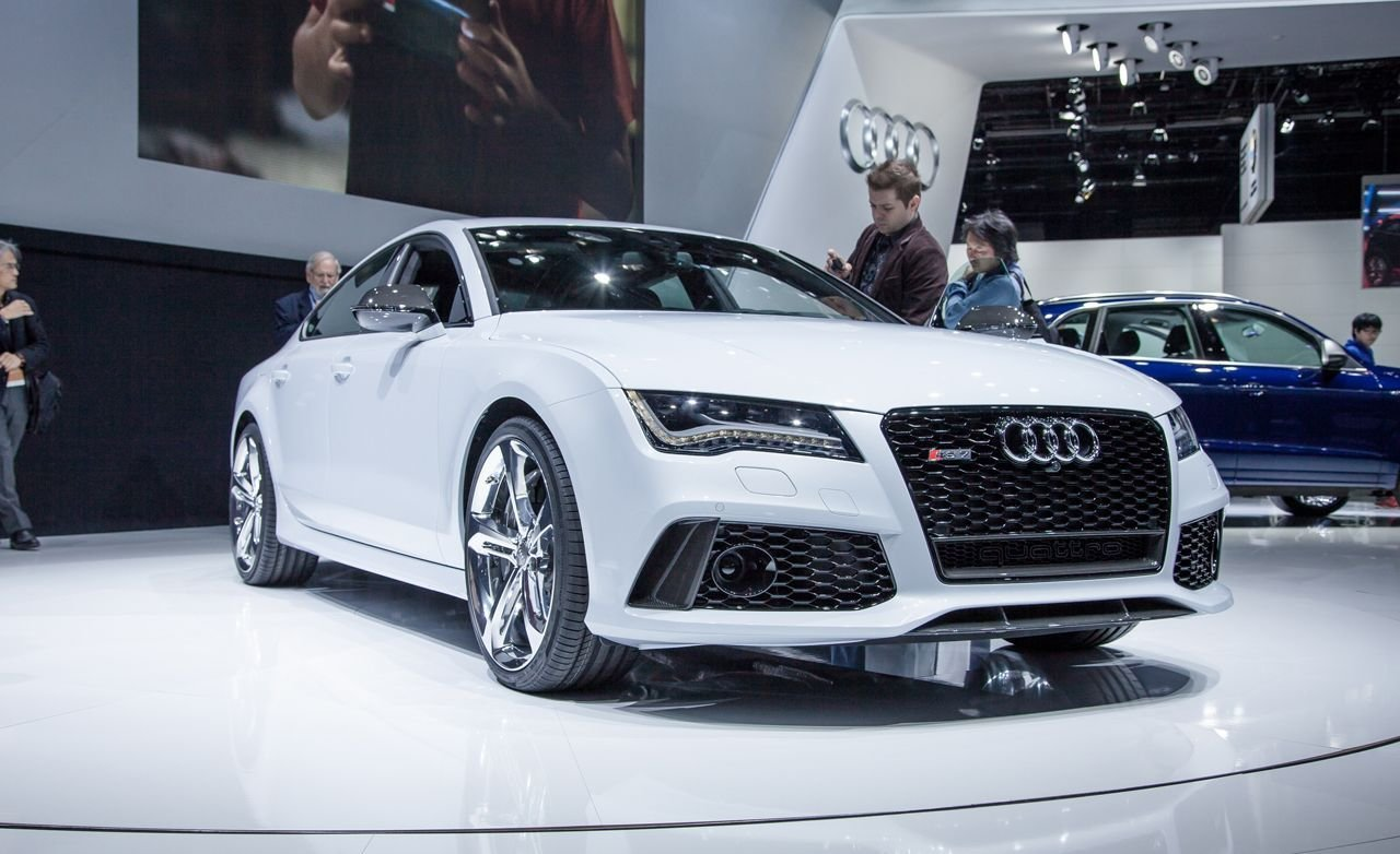 Latest 2014 Audi Rs7 Photos And Info News Car And Driver Free Download