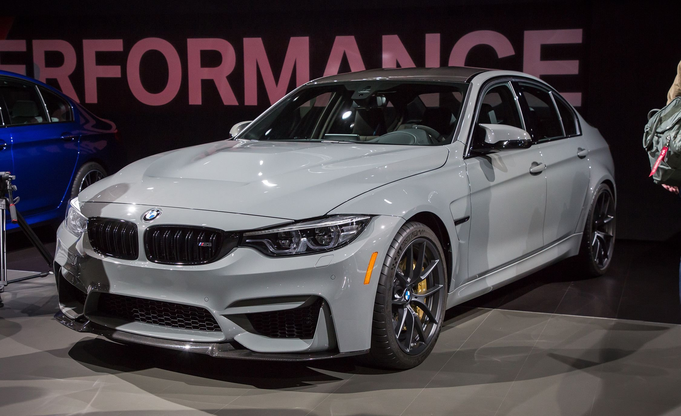 Latest 2018 Bmw M3 Cs Photos And Info News Car And Driver Free Download