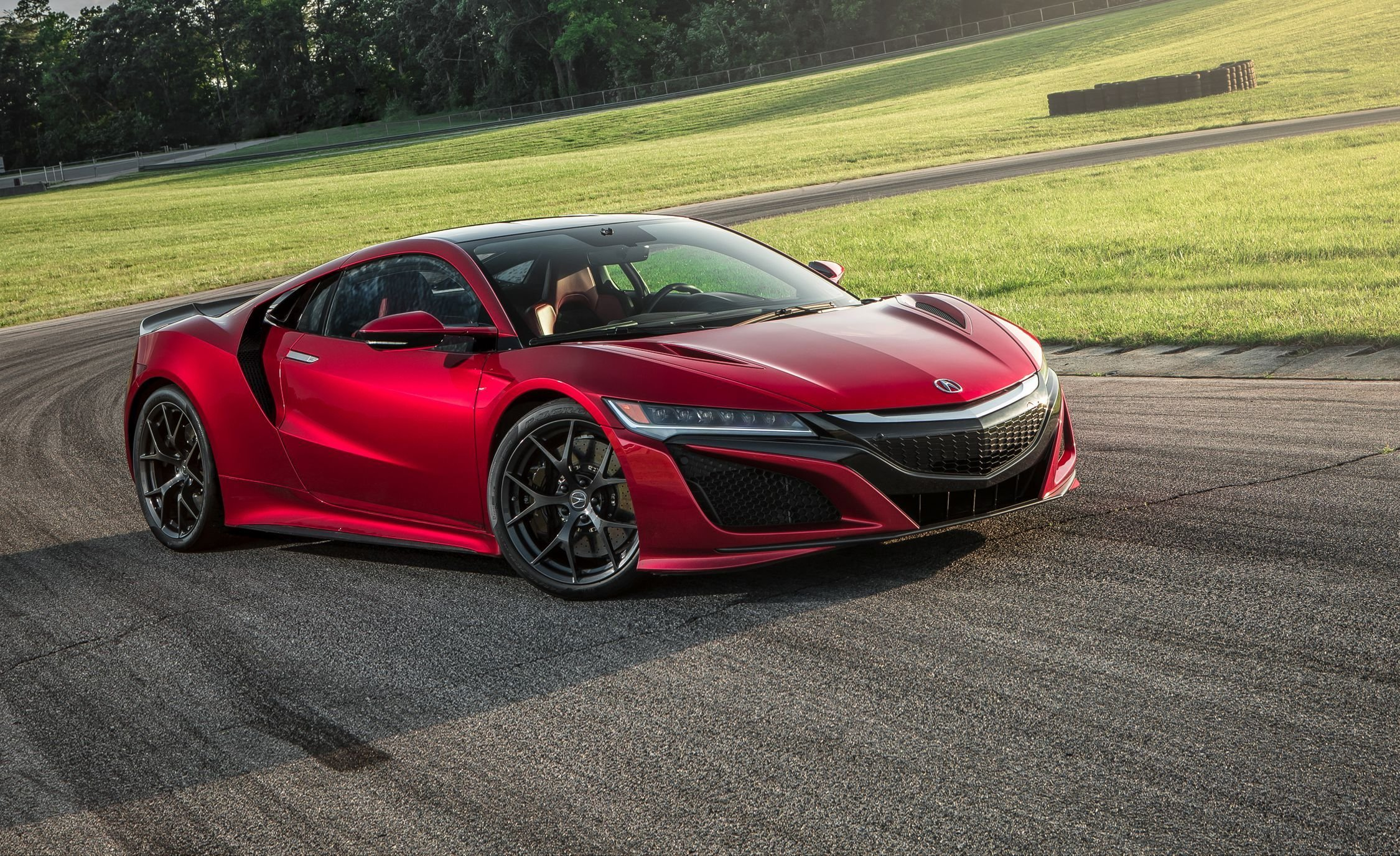 Latest 2017 Acura Nsx In Depth Model Review Car And Driver Free Download