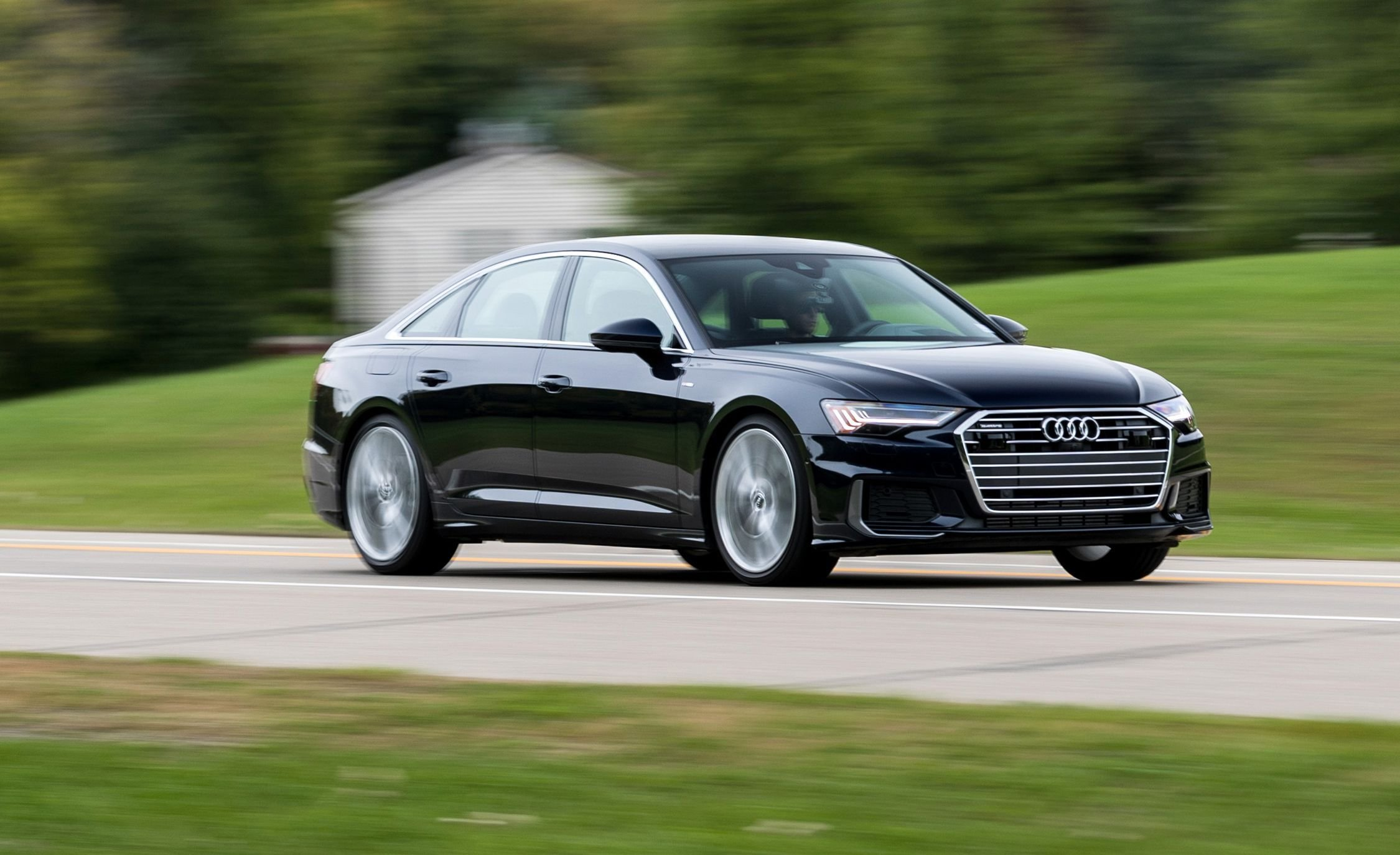 Latest 2019 Audi A6 Reviews Audi A6 Price Photos And Specs Free Download