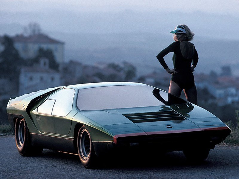 Latest 1968 Bertone Alfa Romeo Carabo – The Marquis Free Download