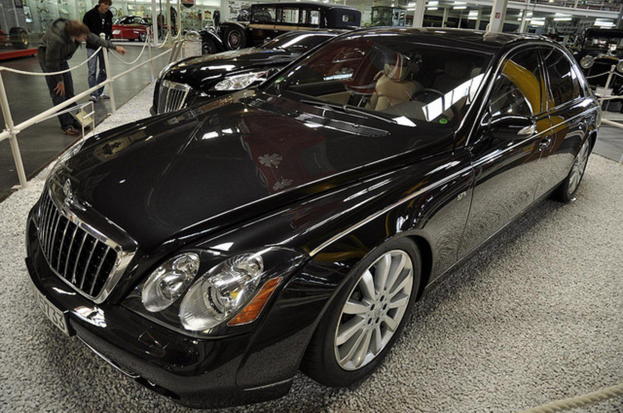 Latest Topworldauto Photos Of Maybach Exelero Photo Galleries Free Download