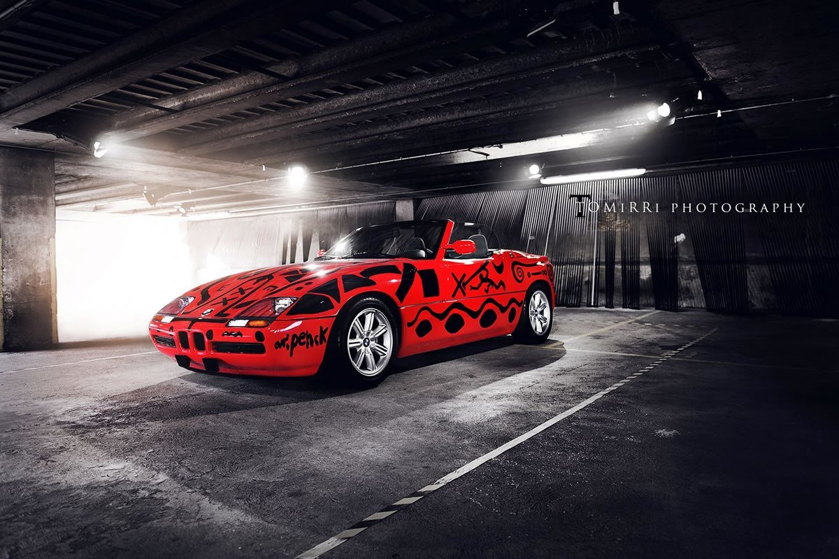 Latest Bmw Art Cars In London By Tomirri Photography – Bmw Art Cars Free Download