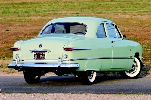 Latest 1949 1951 Ford Deluxe Custom Coupes With Proven M Free Download