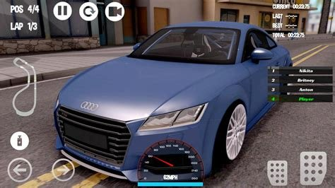 Latest Car Racing Audi Game For Android Apk Download Free Download