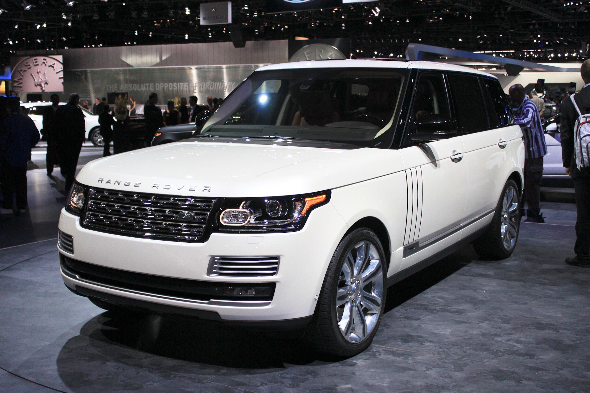 Latest 2014 Land Rover Range Rover Review Ratings Specs Prices Free Download