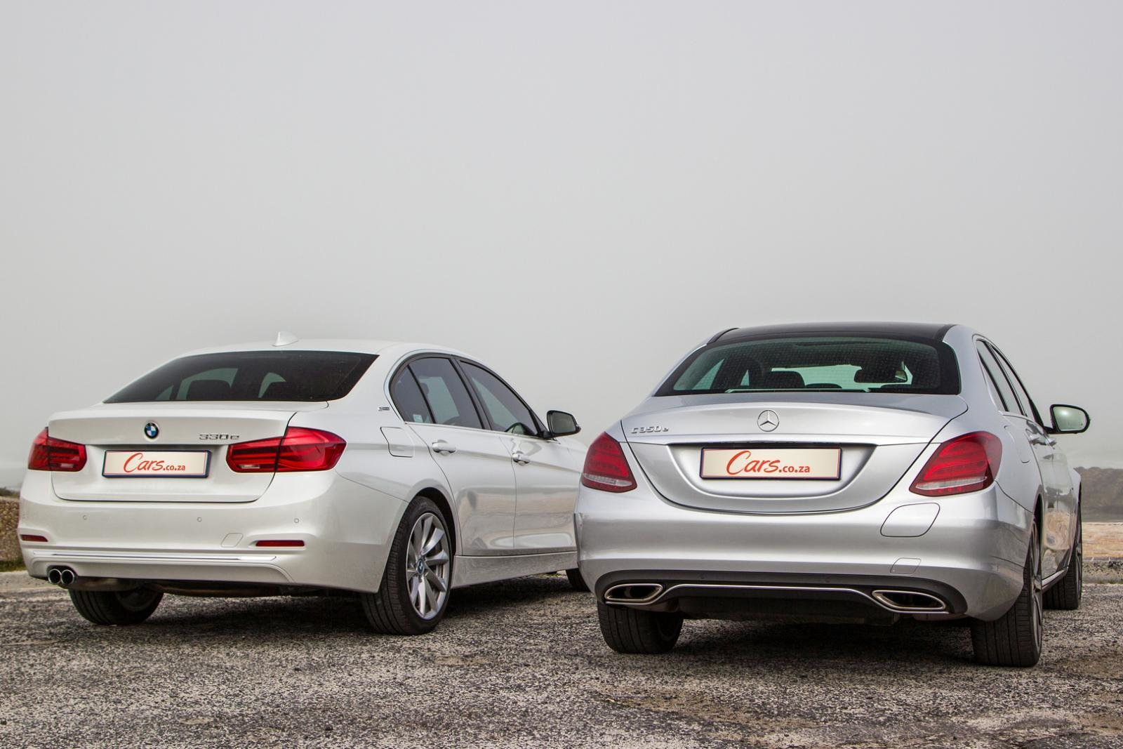 Latest Comparative Review Bmw 330E Vs Mercedes Benz C350E With Free Download