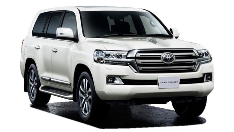 Latest Toyota Land Cruiser Price Gst Rates Images Mileage Free Download