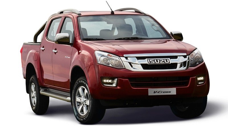 Latest Isuzu D Max V Cross Price Gst Rates Images Mileage Free Download
