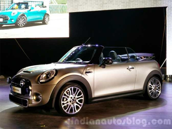 Latest Bmw Launches All New Mini Convertible At Rs 34 9 Lakh Free Download