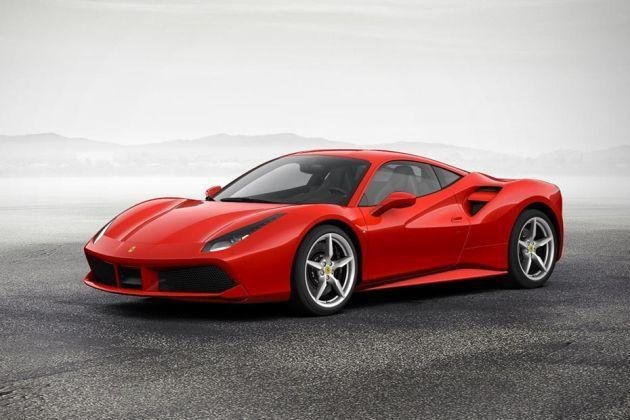 Latest Ferrari 488 Price Images Reviews Mileage Specification Free Download