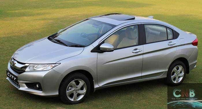 Latest New Honda City Launched Priced From Rs 7 4 Lakh Free Download