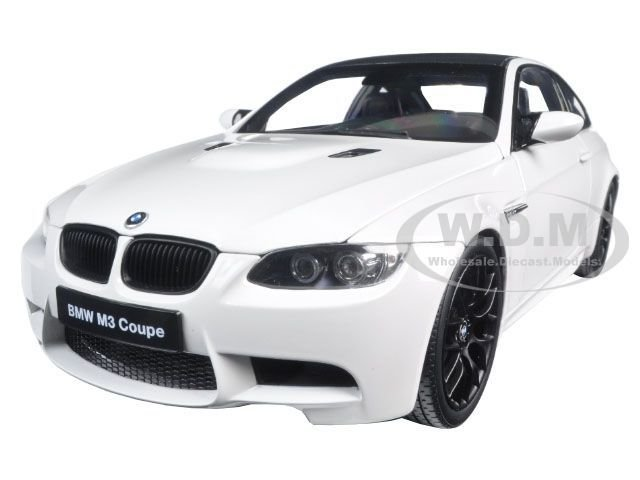 Latest Bmw M3 E92 White 1 18 Diecast Model Car By Kyosho 08734 Free Download