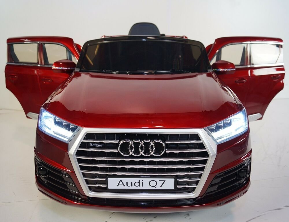 Latest Rideoncarstore Ride On Car Toy For Kids Audi Q7 2017 Boys Free Download