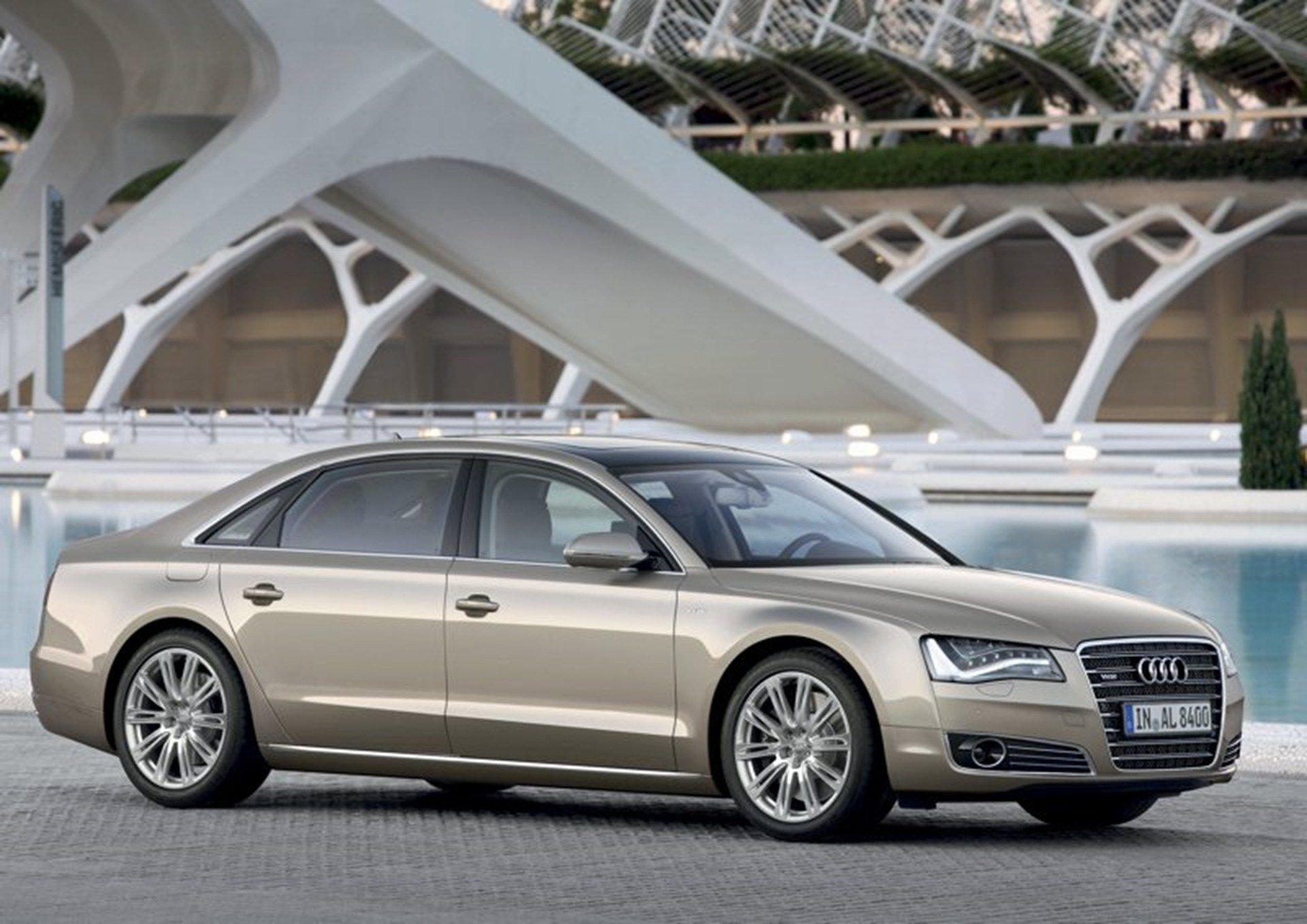 Latest Audi A8 Long Wheelbase Model To Be Launched At Free Download