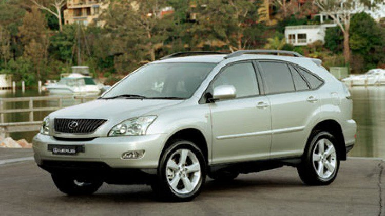 Latest Used Car Review Lexus Rx330 2003 05 Free Download