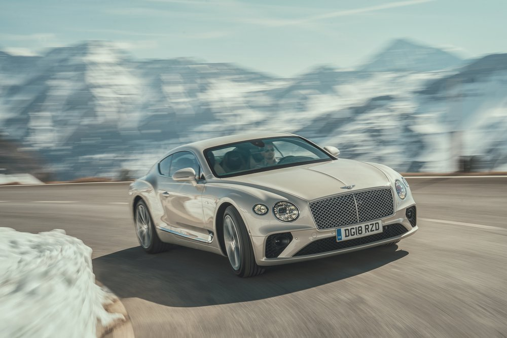 Latest 2018 Bentley Continental Gt Review Drive Com Au Free Download