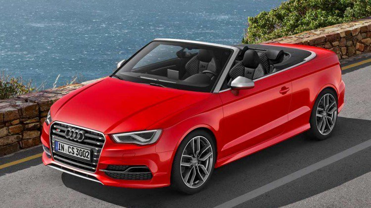 Latest Audi Reveals New S3 Cabriolet Free Download