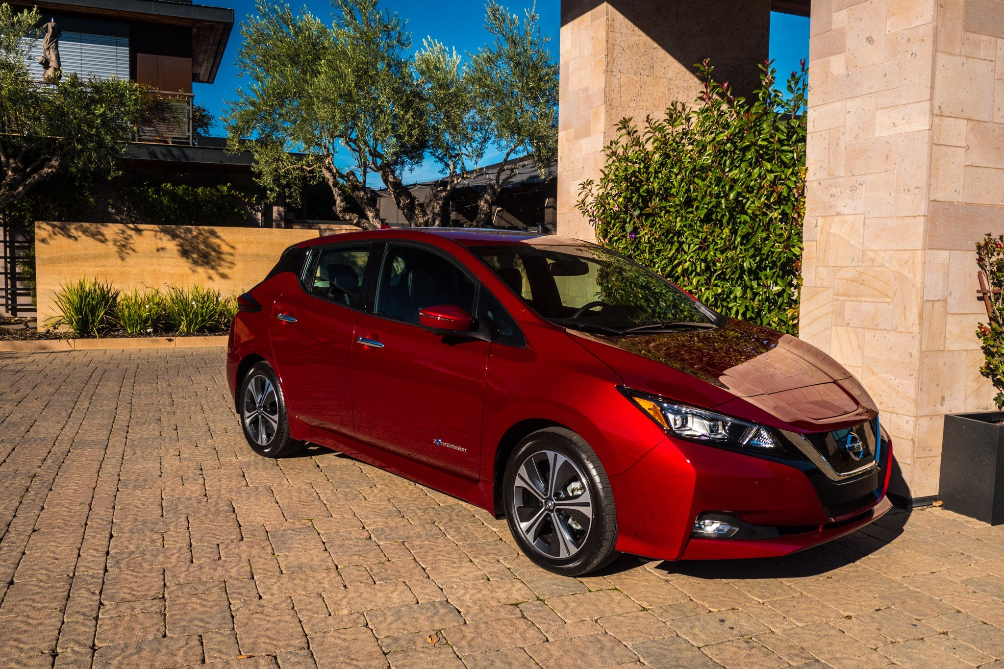 Latest The All New 2018 Nissan Leaf Driven Ars Technica Free Download