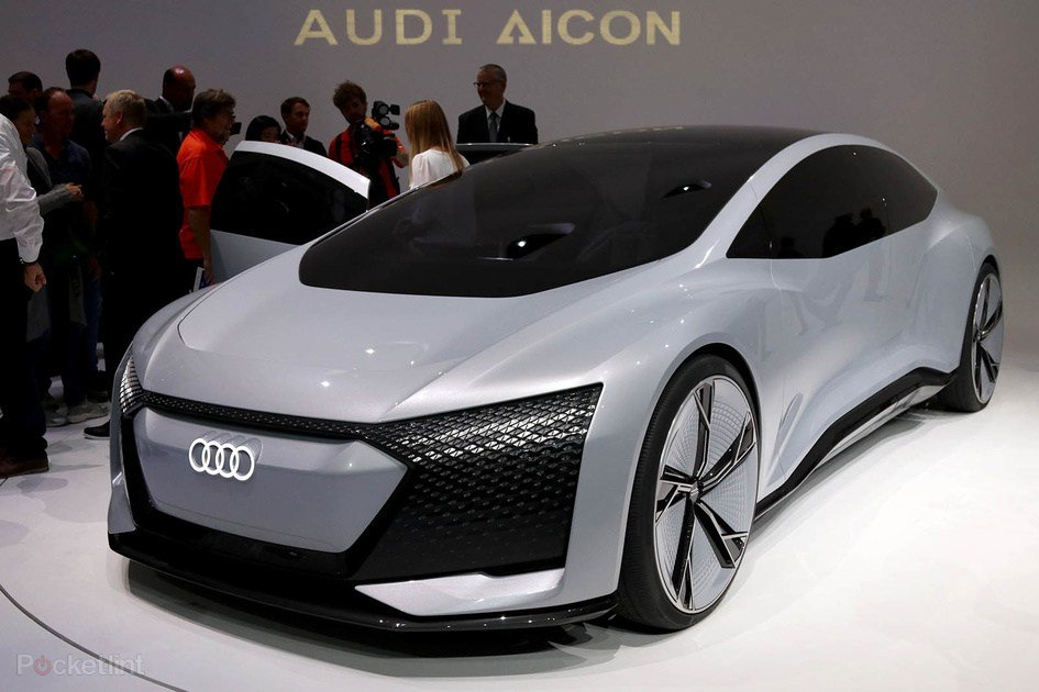 Latest Audi Aicon A Look At The Fully Autonomous Future Arriving 202 Free Download