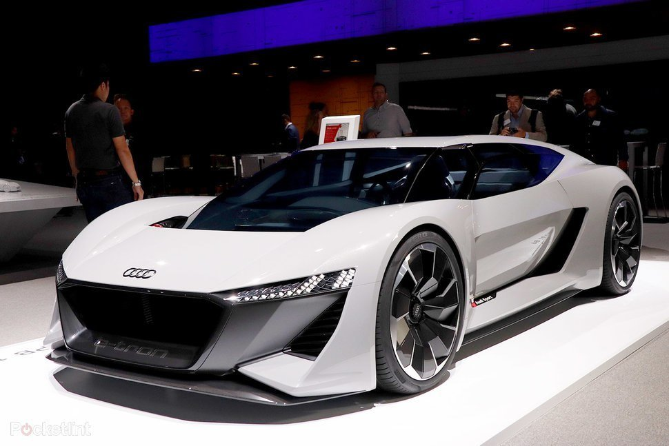 Latest Audi Pb 18 E Tron Check Out The Future Electric Supercar Free Download