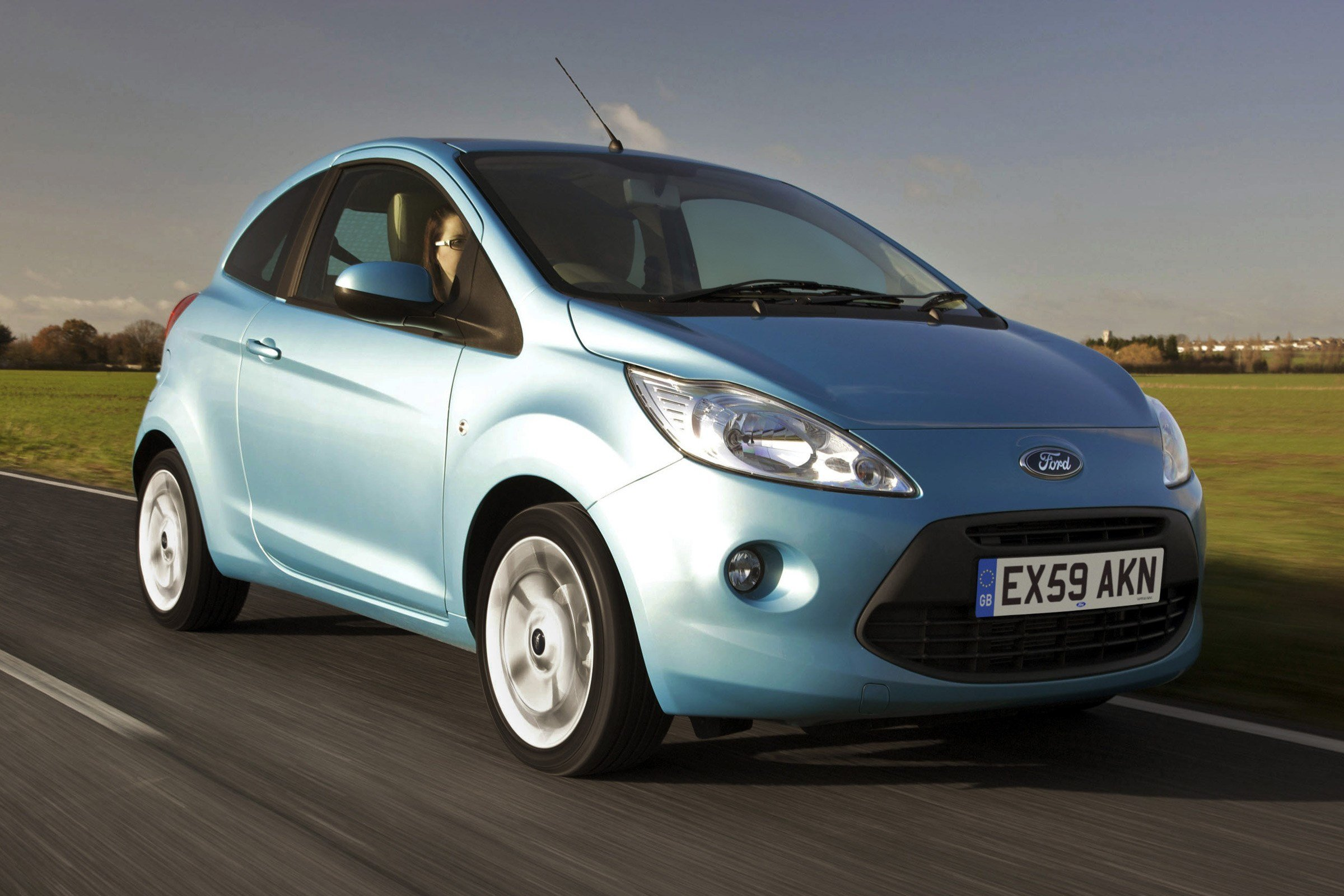 Latest Ford Ka Hatchback Pictures Carbuyer Free Download