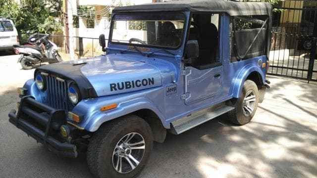 Latest 13 Used Blue Color Mahindra Jeep Car For Sale Droom Free Download