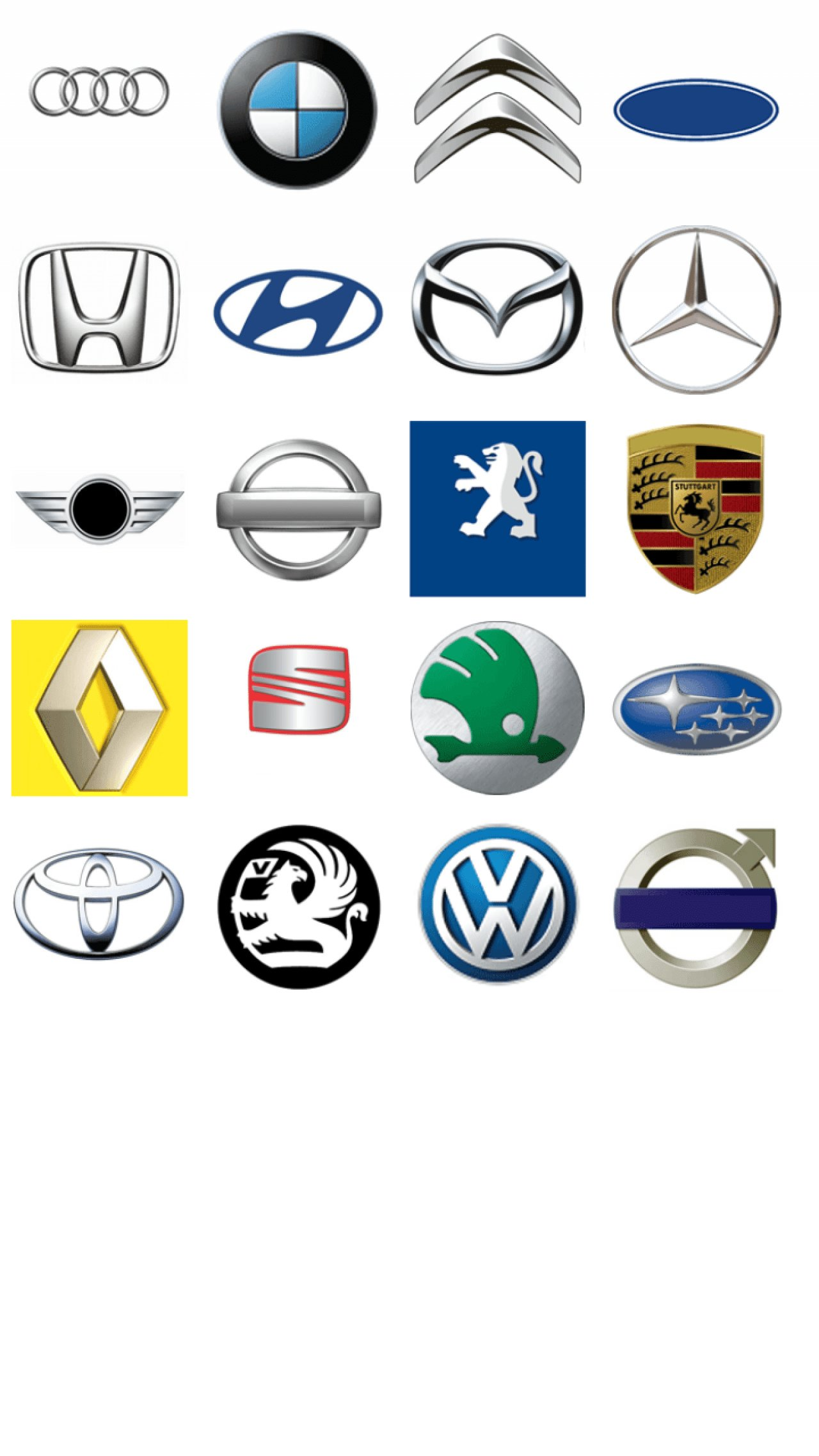 Latest Buy Car Logo Quiz Trivia And Quiz For Android Free Download Original 1024 x 768