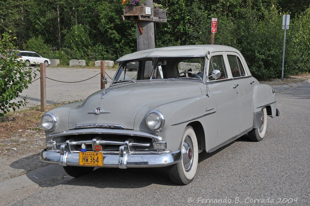 Latest 1952 Plymouth Cranbrook I Saw This Car In Skagway Free Download