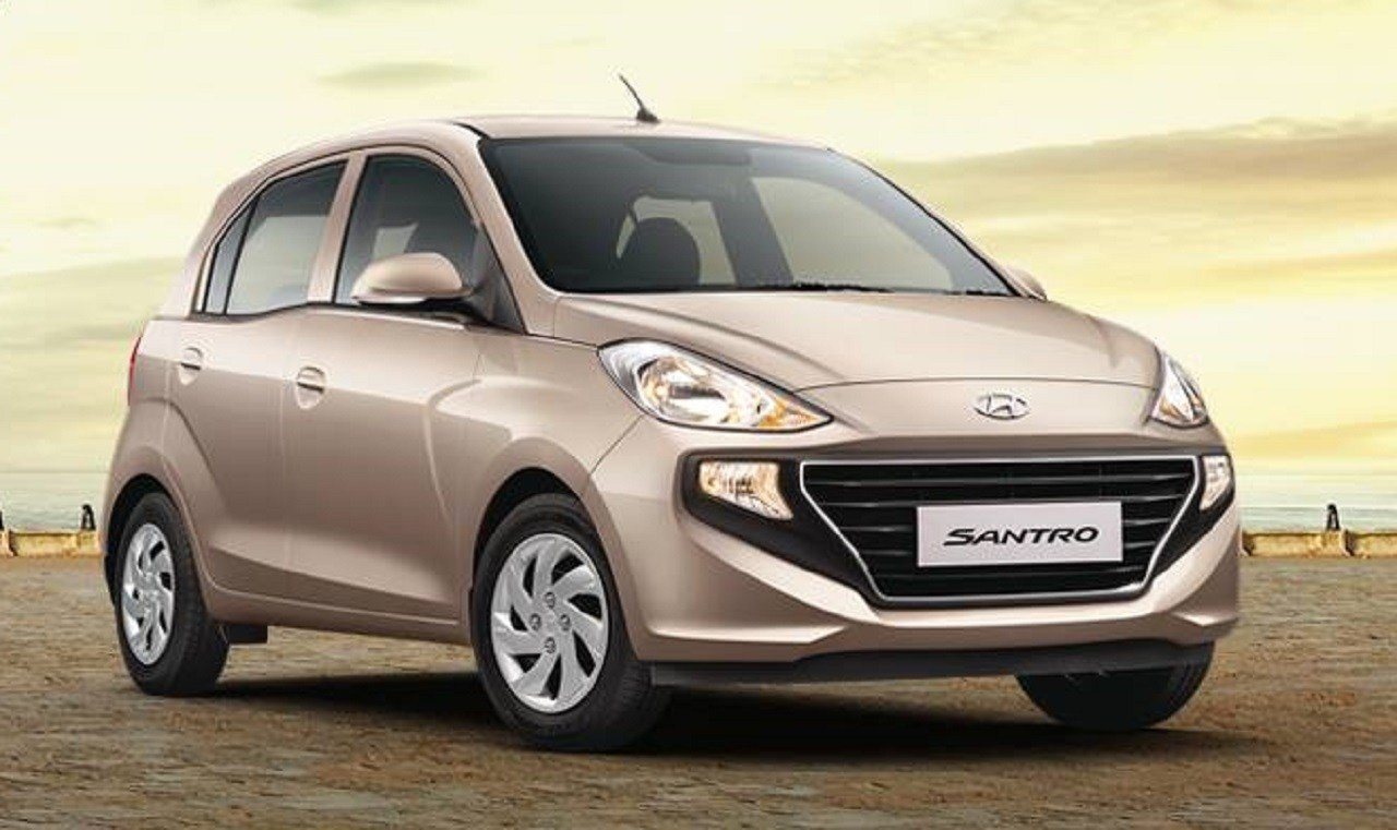 Latest Hyundai Santro 2018 Launched Here S A Look At How One Of Free Download