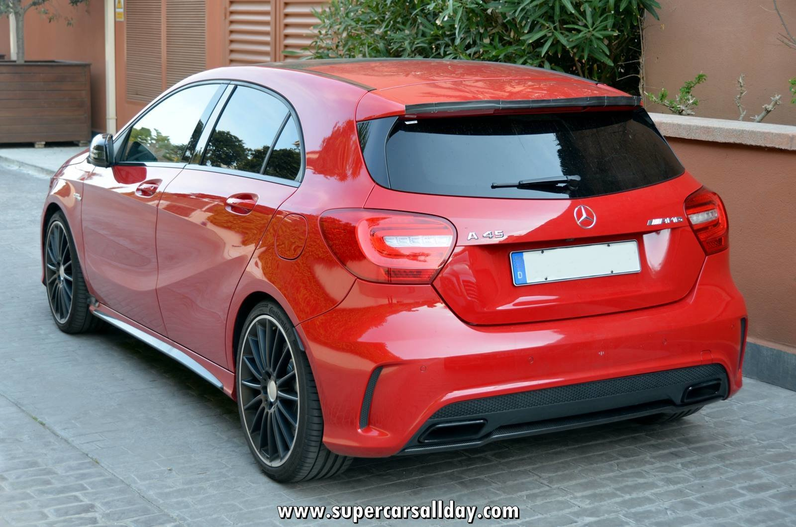 Latest Mercedes Benz A 45 Amg Supercars All Day Exotic Cars Free Download