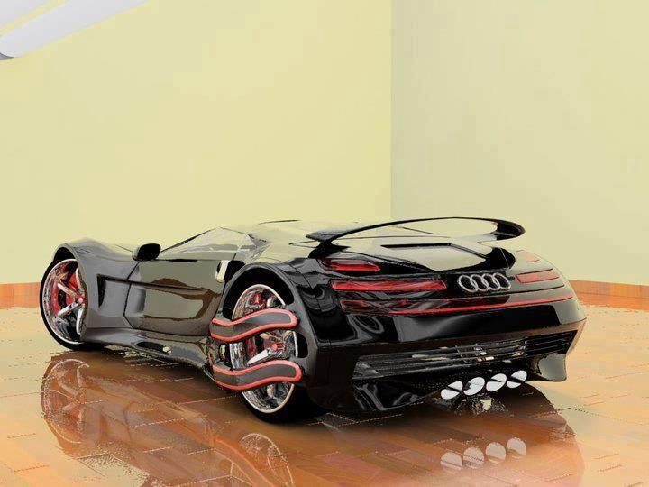 Latest Heavily Modified Car From Audi A Trip On This Is An Free Download