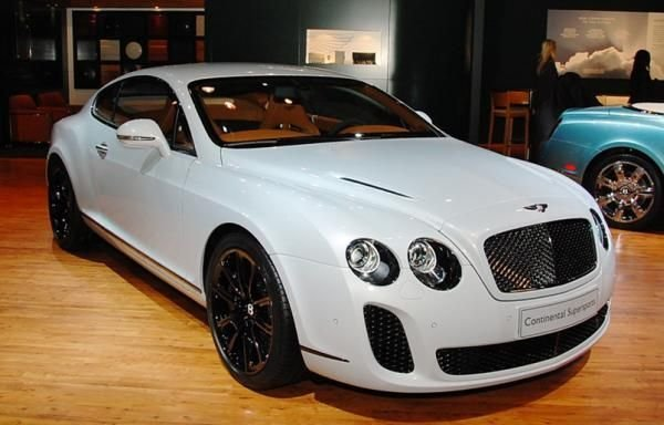 Latest Bentley Continental Supersports Bentleys Latest Luxury Car Free Download