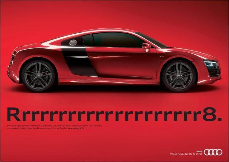 Latest Audi R8 Vorsprung Durch Technic Rrrr Cars Audi Red And Free Download