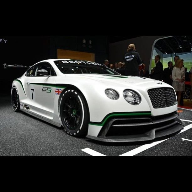 Latest Bentley Continental Gt3 Racing Luxury Car Lifestyle Free Download