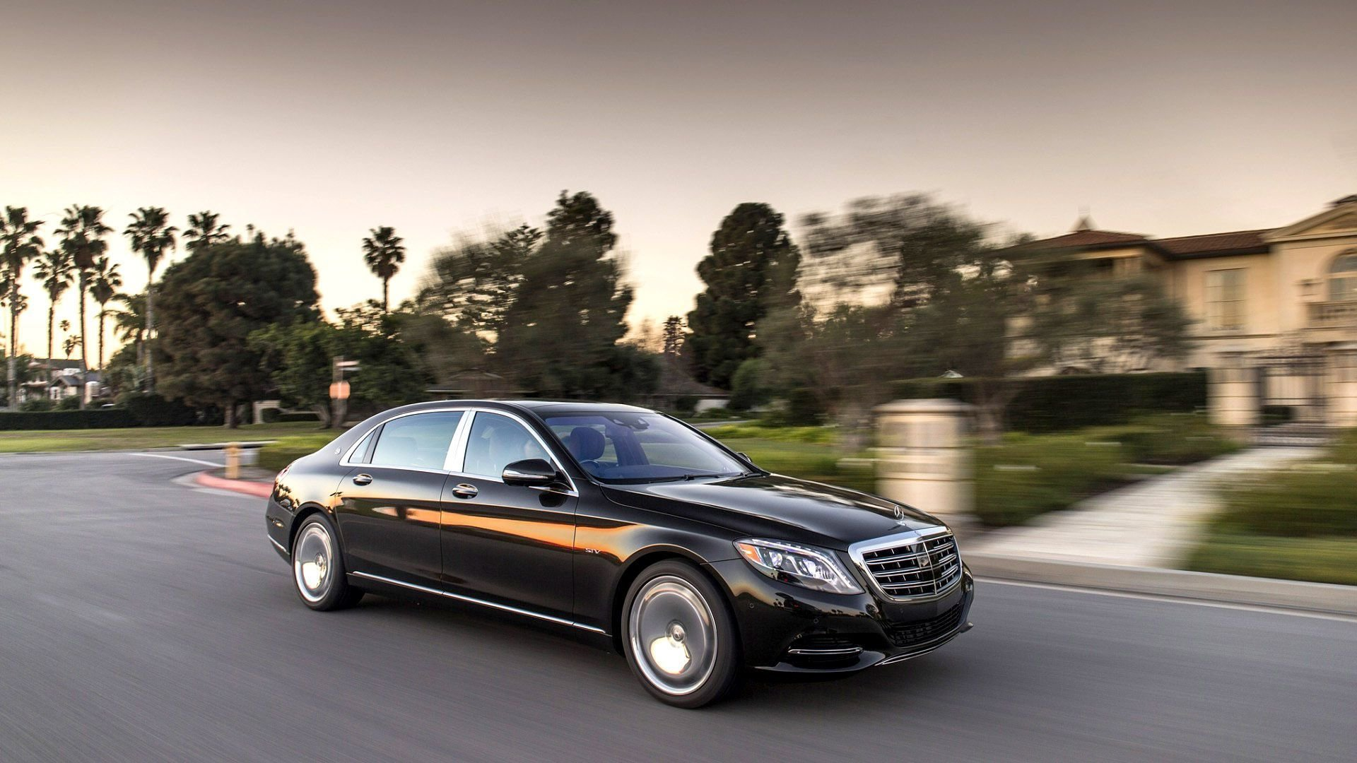 Latest 2015 Mercedes Maybach S600 Royal Car Wallpaper Car Hd Free Download