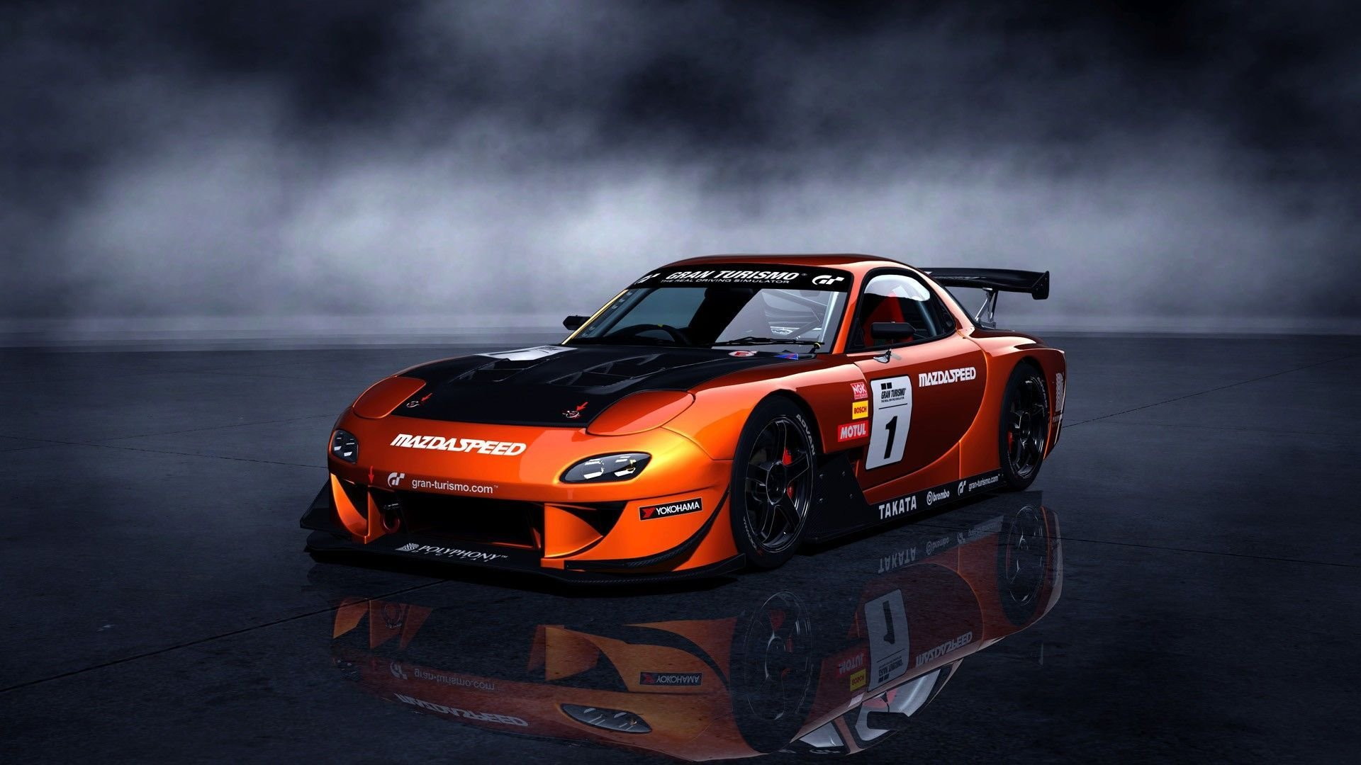 Latest Amazing Mazda Rx 7 Racing Car Wallpapers Desktop Forza Free Download