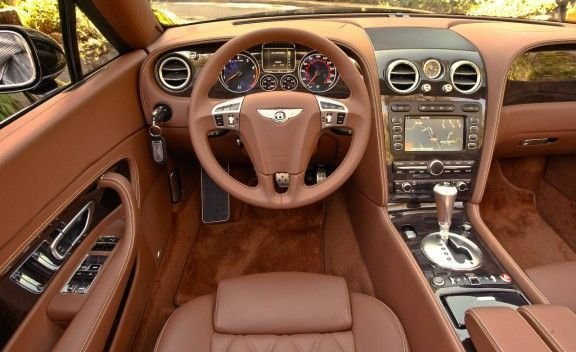 Latest Bentley Continental Interior Jpg 576×352 Car Cockpit Free Download