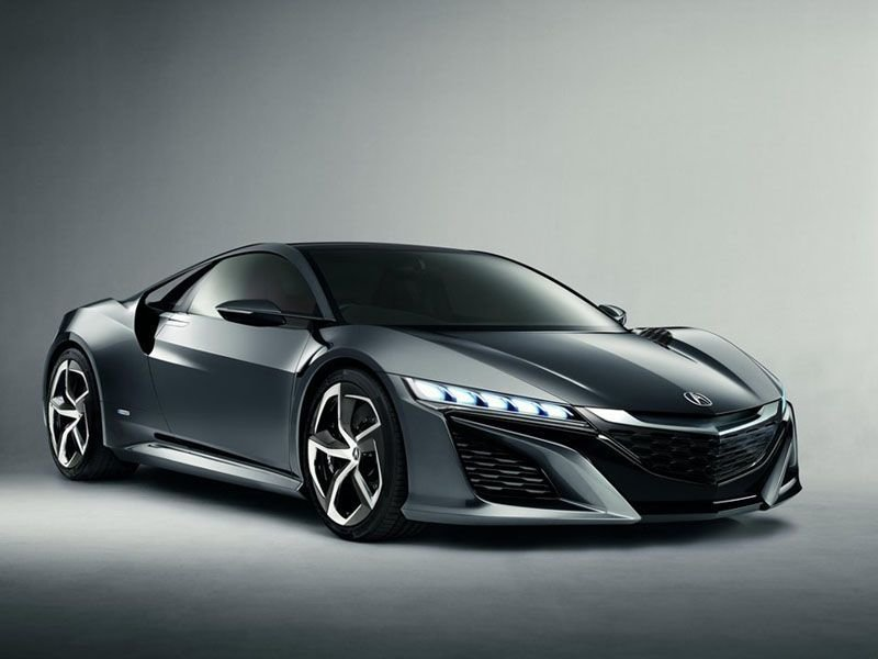 Latest 2015 Acura Nsx Is A Car Manufactured By Acura As The Free Download