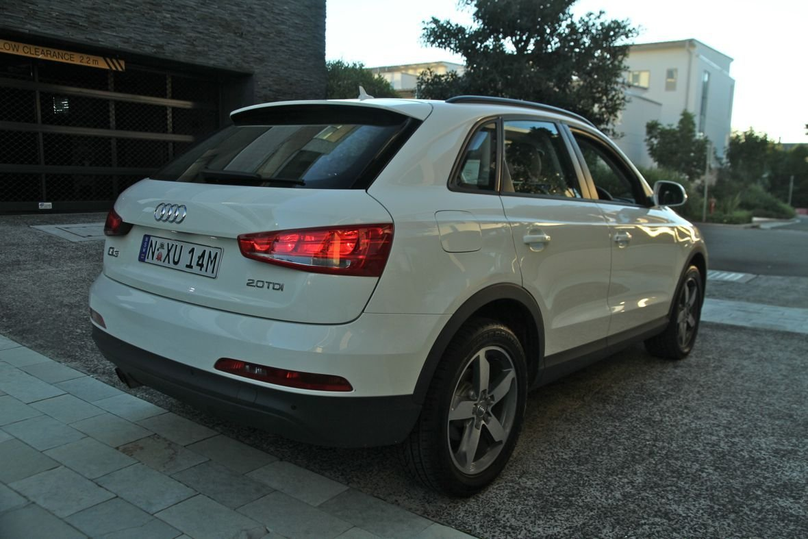 Latest Audi Q3 Review Photos Caradvice Free Download