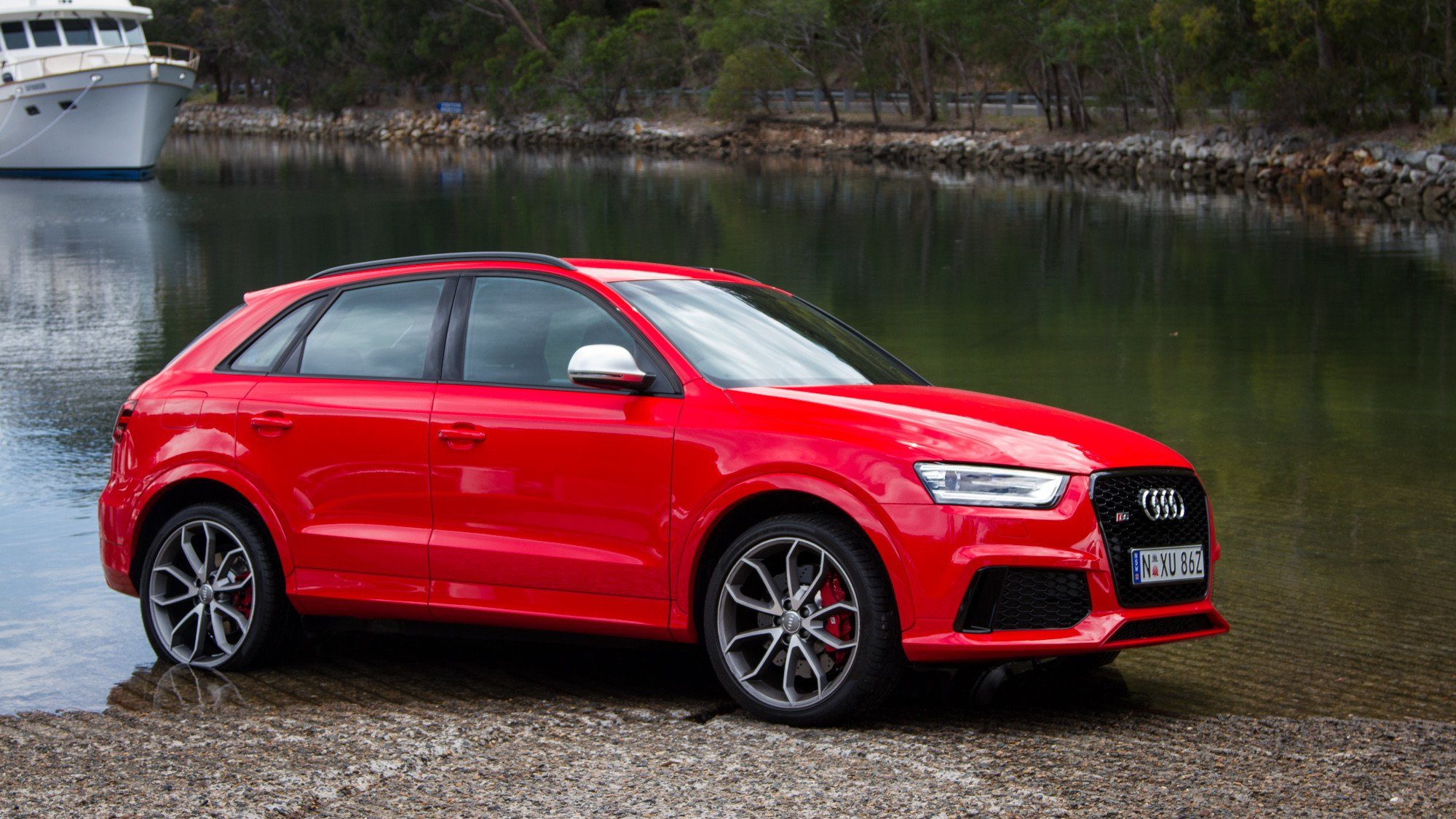 Latest Audi Rsq3 V Mercedes Benz Gla45 Amg Comparison Review Free Download